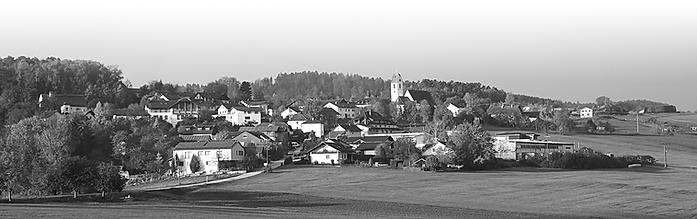 Kirchberg vorm Wald