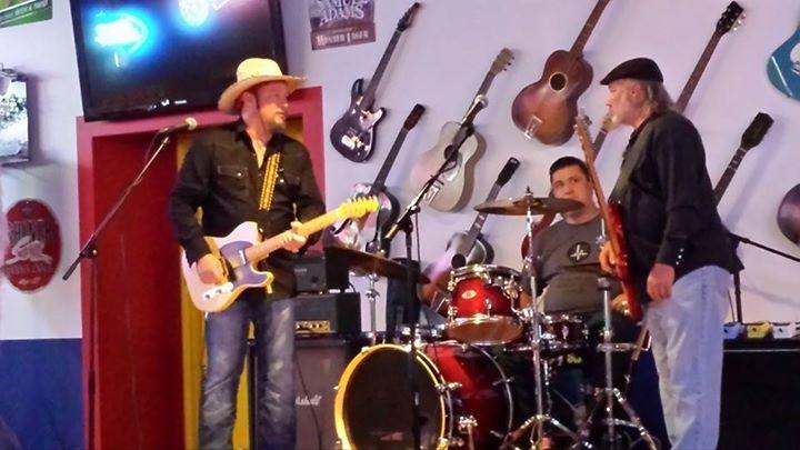 The Paul Byrd Band