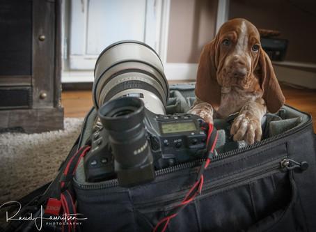 Een foto neem je niet,....je maakt dierbare herinneringen