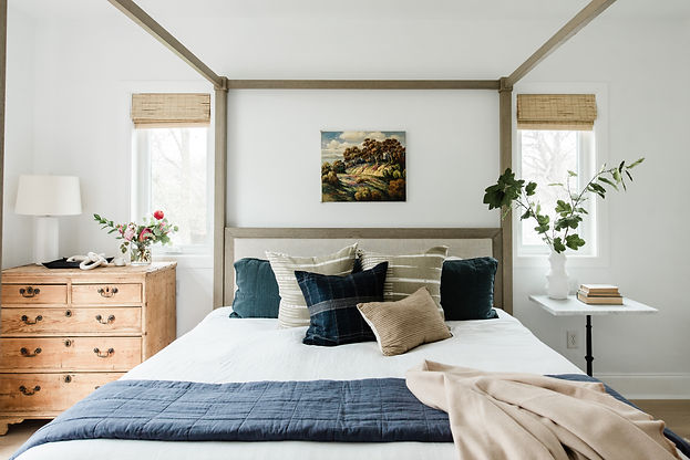 The Bedroom Restyle