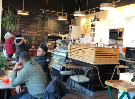 7 Reasons I Love The Karma Conscious Cafe and Eatery