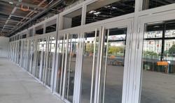 Portes d'entrée Parc Expo [ 75 ]