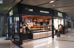 Boulangerie PAUL [ Aéroport Roissy ]