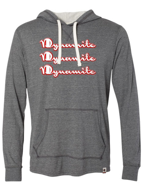Adult Dynamite x 3 Champion Pull Over Hoodie