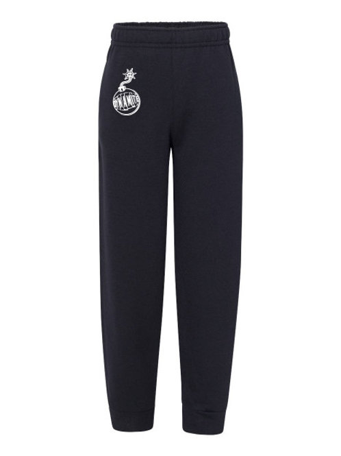 Dynamite - Bomb Youth Joggers ( Black )