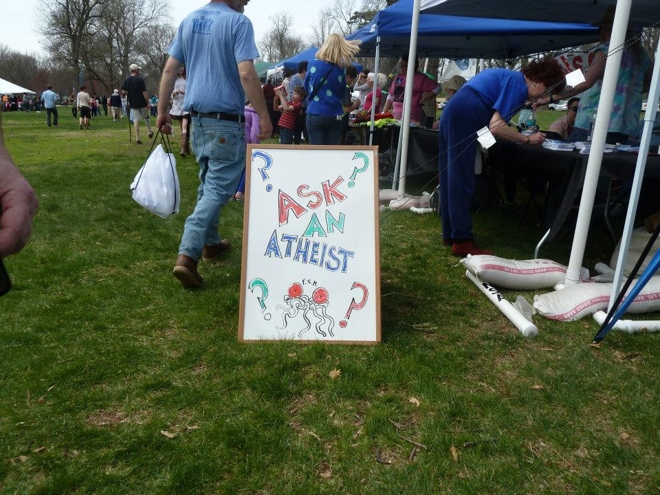 Ask An Atheist Event