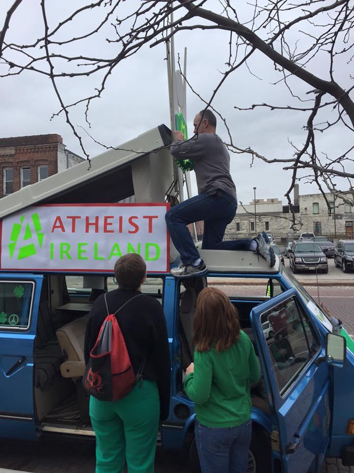 2016 St Patricks Parade