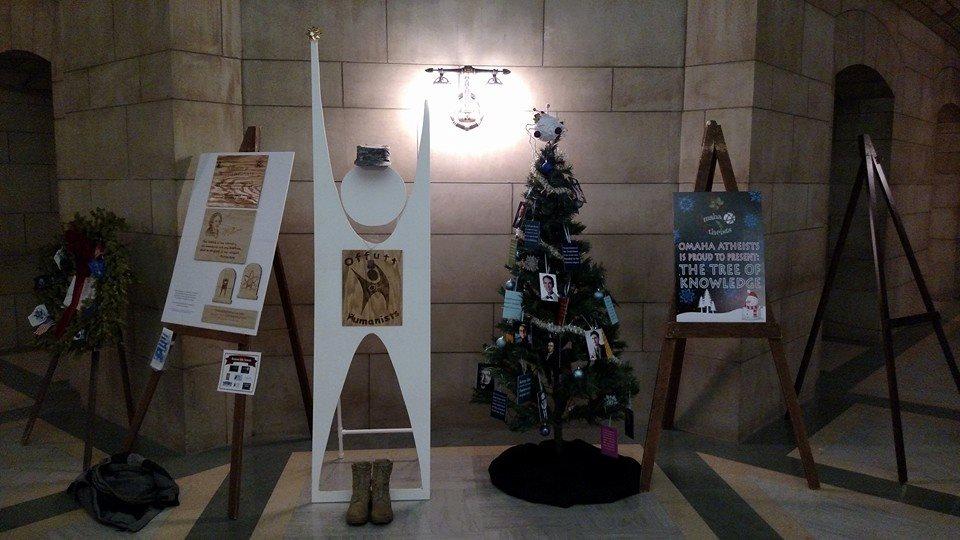 2015 Capitol display