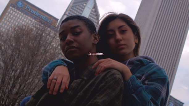 feminine. magazine