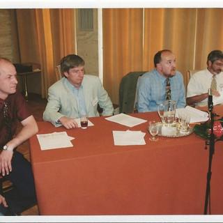 (12) Pal Horsle, Jan pakulski, Phil Harr