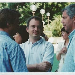 (46) Jon White, Dejan Verčič, Mark Tho