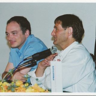 (37) Dejan Verčič in Danny Moss, BledC