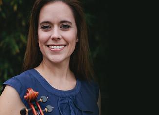 Musician Spotlight: Violinist Stephanie Westney