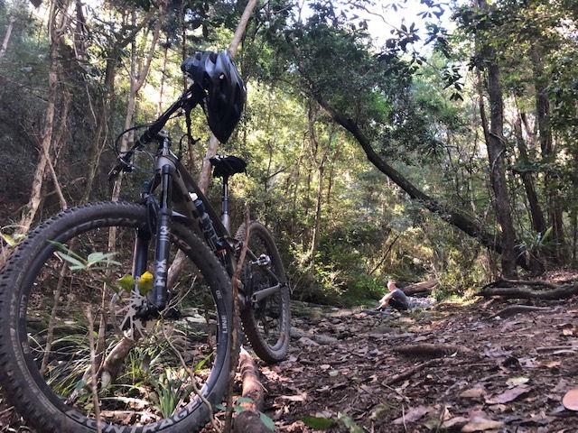 Saturday's Advanced Ride