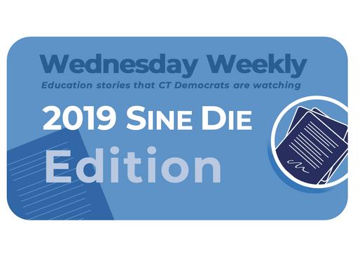 DFER CT: 2019 Sine Die