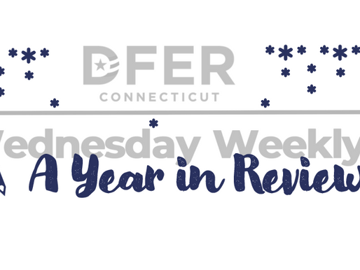 Wednesday Weekly: A Year in Review