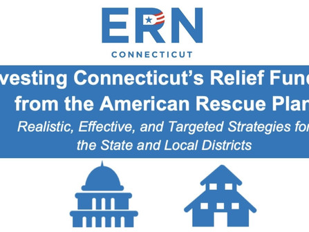 ERN CT: Investing Connecticut's Relief Funding from the American Rescue Plan