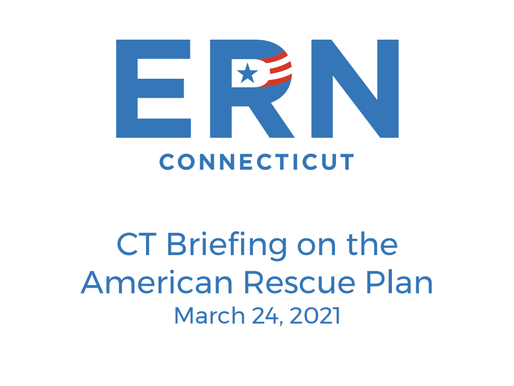 ERN CT Briefing on Education Funding Through the American Rescue Plan