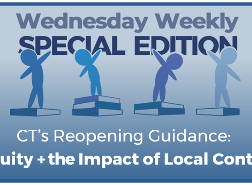 Special Reopening Edition of Wednesday Weekly