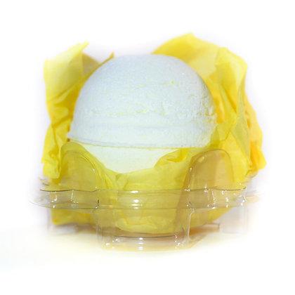 Peach-Thyme Bath Bomb - 50 mg CBD - 10 oz