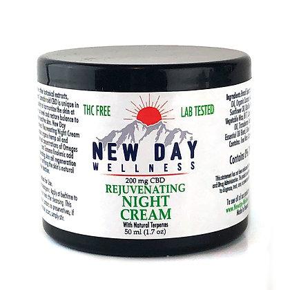 Rejuvenating Night Cream - 50 ml