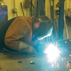 Certified Welding and Assembly
