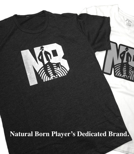 "T-shirts ""NB"" is a released out on few years before the logo of ""Kanmuri"" was born."