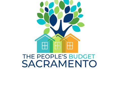 Whose budget? Our Budget!