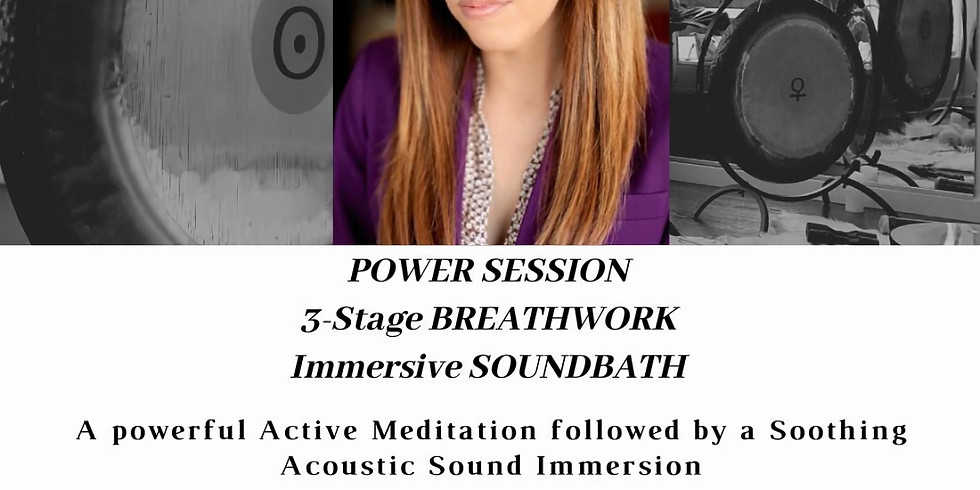 3 stage breathwork