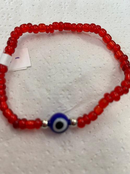 Red Evil Bracelet