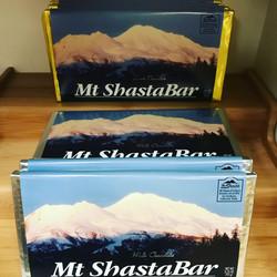 Mt Shasta chocolate picture