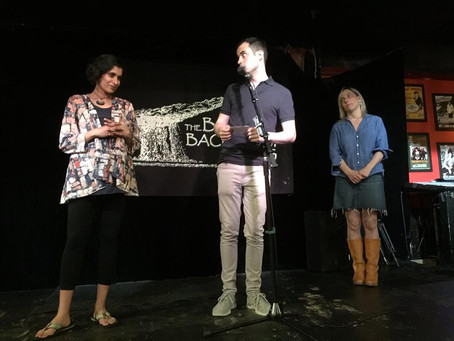 Boston's Four Stories Reading Series