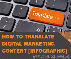 How to Translate Digital Marketing Conte