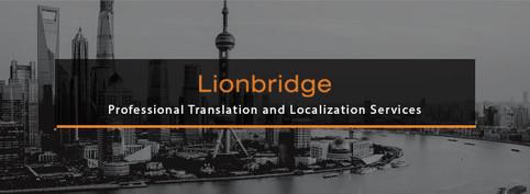 Lionbridge Email Banner_Lionbridge and T