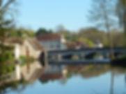 Notre jolie village de La Trimouille