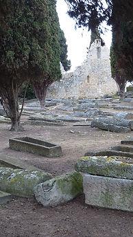 Le nécropole mérovingienne Civaux