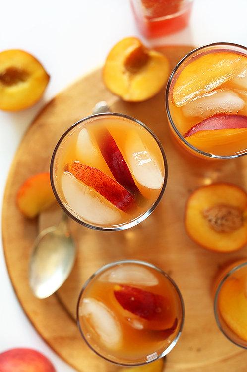 Sweet Tea + Peach