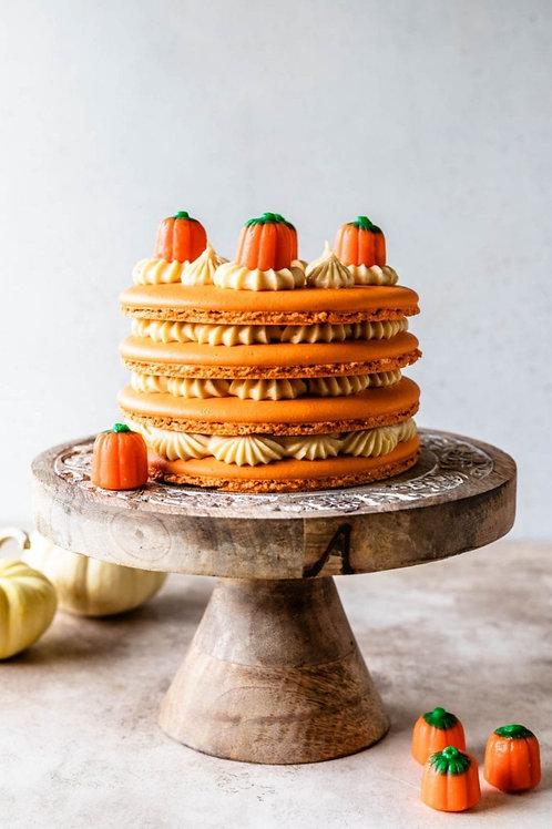 Caramel Kissed Pumpkin