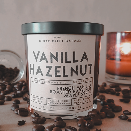Vanilla Hazelnut Mocha