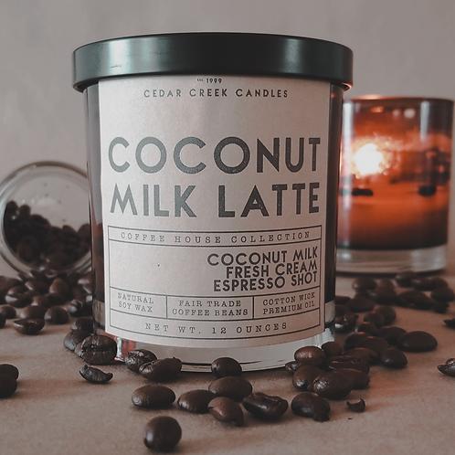 Coconut Milk Latte