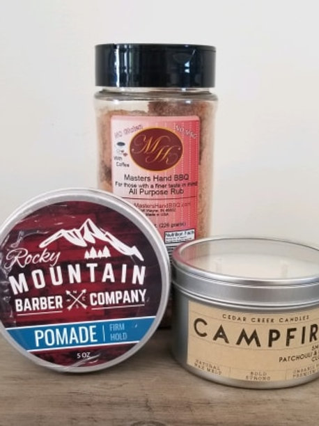 Father's Day Box-Pomade