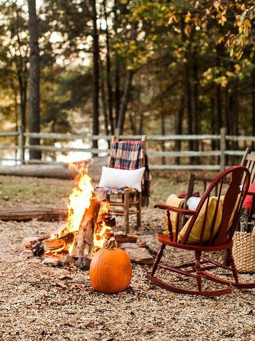 Pumpkin Firewood