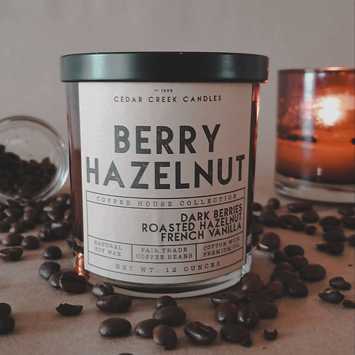 Berry Hazelnut