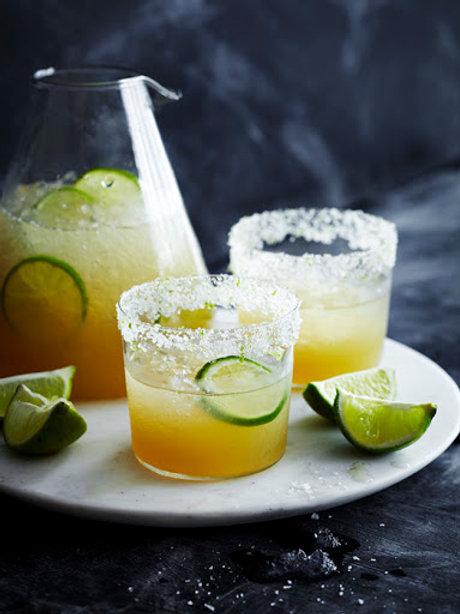Salty Margarita