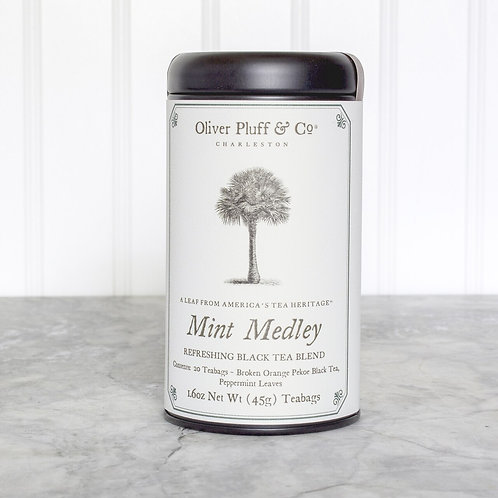 Mint Medley Tea Tin (20 Bags)