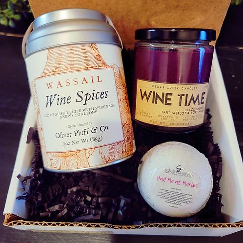 Wine Lover Box Set
