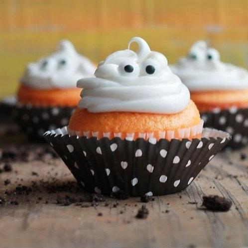 Orange Goblin Cupcake