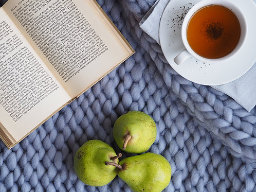 White Pear + Ginseng
