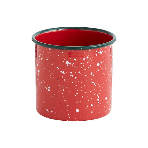 Red Campfire Tin