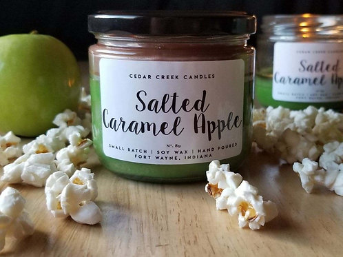 Salted Caramel Apple